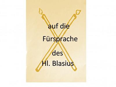 Blasius Segen